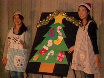 クリスマス会03